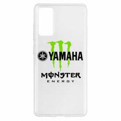 Чохол для Samsung S20 FE Yamaha Monster Energy