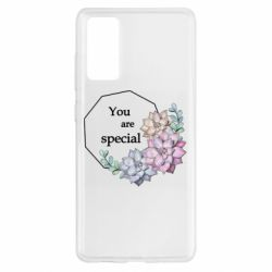 Чехол для Samsung S20 FE You are special