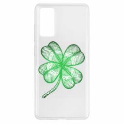 Чохол для Samsung S20 FE Your lucky clover