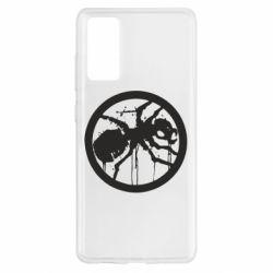 Чехол для Samsung S20 FE Жирный муравей