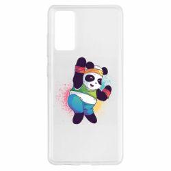 Чохол для Samsung S20 FE Zumba Panda