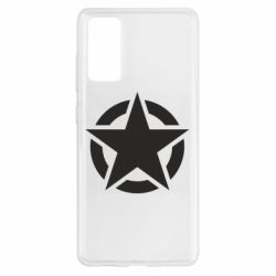 Чохол для Samsung S20 FE Зірка Капітана Америки
