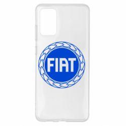 Чохол для Samsung S20+ Fiat logo