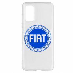 Чохол для Samsung S20 Fiat logo