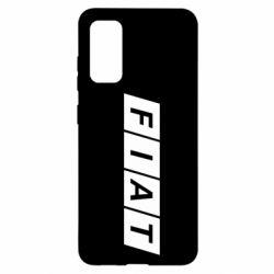 Чохол для Samsung S20 Fiat