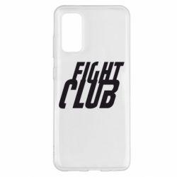 Чохол для Samsung S20 Fight Club
