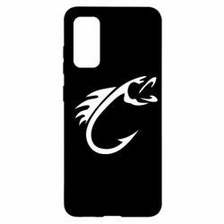 Чохол для Samsung S20 Fish Hook