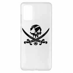 Чохол для Samsung S20+ Flag pirate