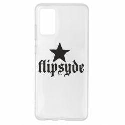 Чохол для Samsung S20+ Flipsyde