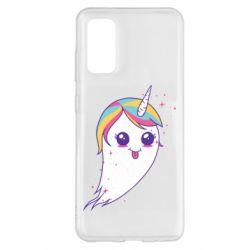 Чохол для Samsung S20 Ghost Unicorn