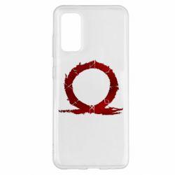 Чохол для Samsung S20 God Of War Circle