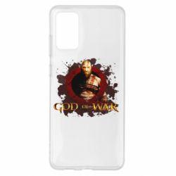 Чохол для Samsung S20+ God of War