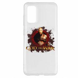 Чохол для Samsung S20 God of War