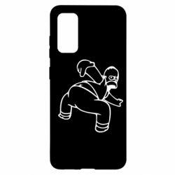 Чохол для Samsung S20 Гомер Сімпсон