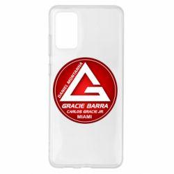 Чохол для Samsung S20+ Gracie Barra Miami