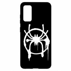 Чохол для Samsung S20 Graffiti Spider Man Logo