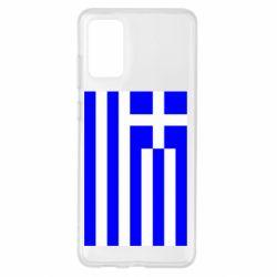 Чохол для Samsung S20+ Греція