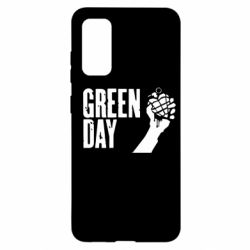 "Чохол для Samsung S20 Green Day "" American Idiot"