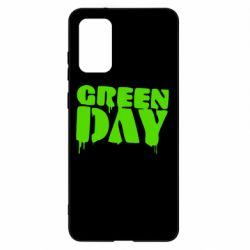 Чохол для Samsung S20+ Green Day