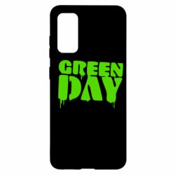 Чохол для Samsung S20 Green Day