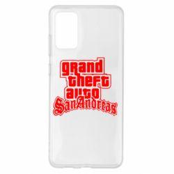 Чохол для Samsung S20+ GTA San Andreas