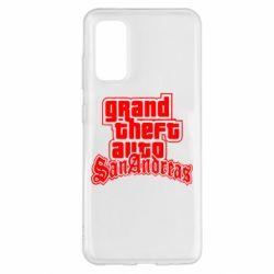 Чохол для Samsung S20 GTA San Andreas