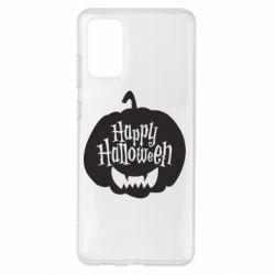 Чохол для Samsung S20+ Happy halloween smile