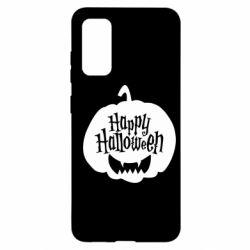 Чохол для Samsung S20 Happy halloween smile