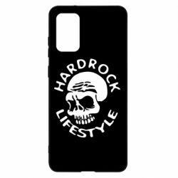 Чохол для Samsung S20+ Hardrock lifestyle