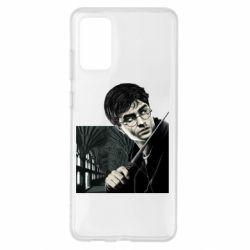 Чехол для Samsung S20+ Harry Potter