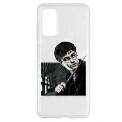 Чехол для Samsung S20 Harry Potter