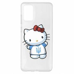 Чехол для Samsung S20+ Hello Kitty UA