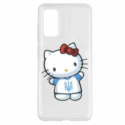 Чехол для Samsung S20 Hello Kitty UA