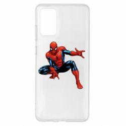 Чохол для Samsung S20+ Hero Spiderman