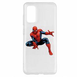 Чохол для Samsung S20 Hero Spiderman