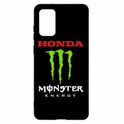 Чохол для Samsung S20+ Honda Monster Energy