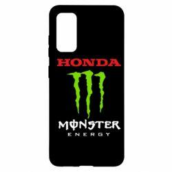 Чохол для Samsung S20 Honda Monster Energy