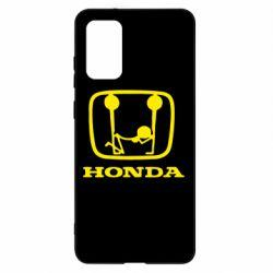 Чехол для Samsung S20+ Honda