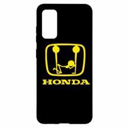 Чехол для Samsung S20 Honda