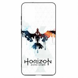 Чехол для Samsung S20+ Horizon Zero Dawn low poly