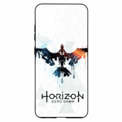 Чехол для Samsung S20 Horizon Zero Dawn low poly