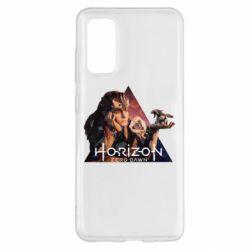 Чохол для Samsung S20 Horizon Zero Dawn