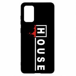 Чохол для Samsung S20+ House