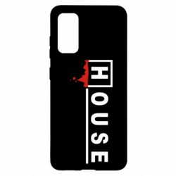 Чохол для Samsung S20 House
