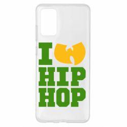 Чохол для Samsung S20+ I love Hip-hop Wu-Tang