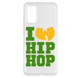 Чохол для Samsung S20 I love Hip-hop Wu-Tang