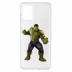 Чохол для Samsung S20+ Incredible Hulk 2