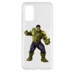 Чохол для Samsung S20 Incredible Hulk 2