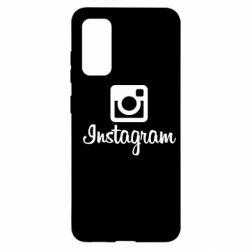 Чохол для Samsung S20 Instagram