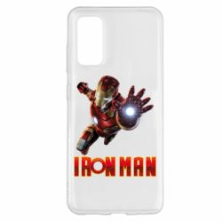 Чохол для Samsung S20 Iron Man 2